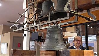 Le Carillon de la Bastille au Musée d'Art Campanaire #L'Isle-Jourdain @GersTourisme @Occitanie #Tv_Locale @smartrezo