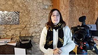 Tournage Séviac #Patrimoine  #Projet  #Portrait  #Gers  @GersTourisme @Occitanie #TvLocale_fr @Smartrezo