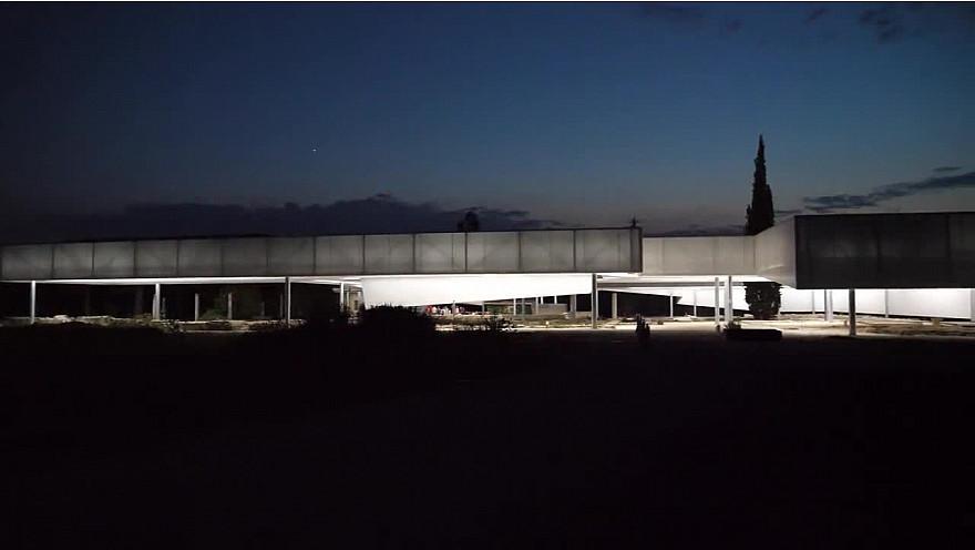 Illuminations à la villa gallo-romaine de Séviac #Antiquités #Rome #Gers @Occitanie #TvLocale @Smartrezo